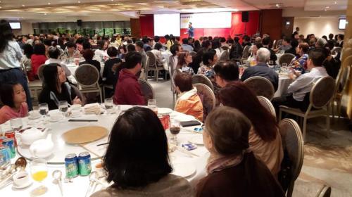 2019-05香港餐會筵席